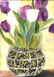 Tulpen mit Wurzeln