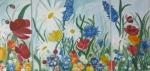 blühende Blumenwiese I für Wilfried