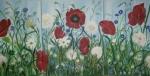 blühende Blumenwiese II für Wilfried