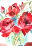 Rosen für Mary