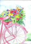 Frühlingsausflug mit dem Rad