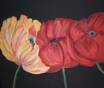 drei Tulpen für Wilfried