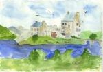 Schloss in England
