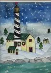 weihnachtlicher-Leuchtturm