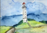 Leuchtturm in Hiddensee
