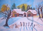 Tryptichon Winter